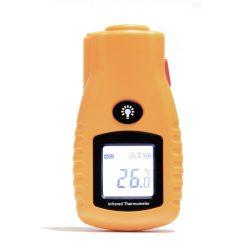 Digitális lézeres infra hőmérő 280C-ig mér mini