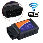 ELM327 Wifi adapter multiprotokollos interfész autó diagnosztika