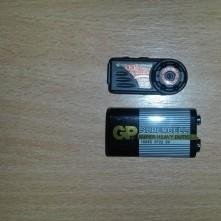 Mini hd 720p - 1080p micro kamera mozgás detektoros videó