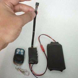 Mikró rejthető kamera távirányítós mozgásdetektoros 1080p HD